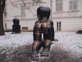 アートな赤ちゃんの写真・画像素材[1780130]