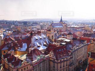 冬でも可愛い街の写真・画像素材[1780997]