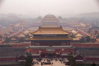 風景,空,世界遺産,景色,旅行,中国,海外旅行,北京,紫禁城,フォトジェニック