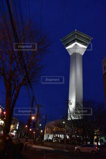 五稜郭タワーの写真・画像素材[1780977]