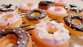 お菓子,チョコレート,バレンタイン,ドーナツ,手作り