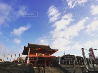犬山市の成田山の写真・画像素材[1727726]