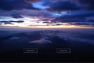 空の雲の写真・画像素材[2432852]