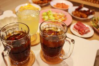 食べ物,カフェ,屋内,ジュース,デザート,テーブル,皿,リラックス,カップ,コーラ,カクテル,おうちカフェ,ドリンク,おうち,ライフスタイル,ソフトド リンク,おうち時間