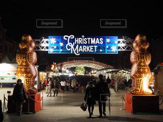 クリスマスマーケットin横浜赤レンガ倉庫の写真・画像素材[1706052]