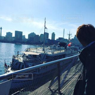 船,旅行,港