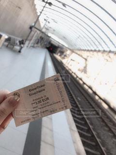 海外,駅,電車,旅行,ドイツ,海外旅行,ホーム,切符,フランクフルト,列車旅行