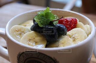 ハワイの朝食の写真・画像素材[2121616]
