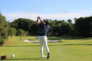 夏こそゴルフの写真・画像素材[2143214]