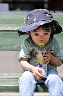 ジュース飲みたい!の写真・画像素材[2214431]