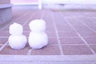 雪だるまの写真・画像素材[1732573]
