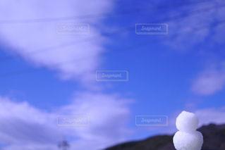 雪だるまの写真・画像素材[1732597]