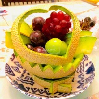 食べ物,食事,屋内,果物,メロン,おいしい