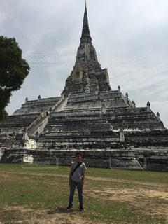 旅行,遺跡,タイ,ひとり旅,アユタヤ,あ,アユタヤ遺跡