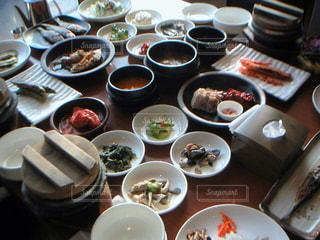 韓定食の写真・画像素材[2042947]