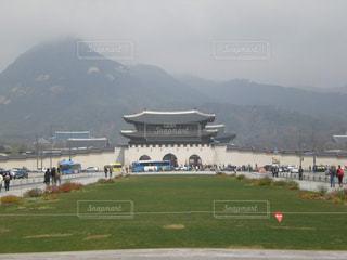 景福宮の写真・画像素材[2042997]