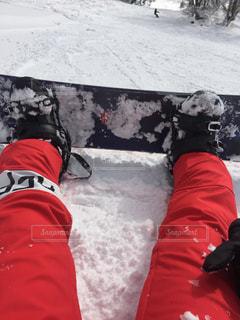 冬,雪,スノボー