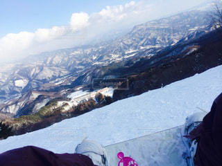 雪,山,景色,スノボ,スキー場,スノーボード,ウィンタースポーツ