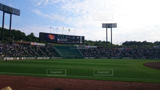 野球場へ行こうの写真・画像素材[1100248]