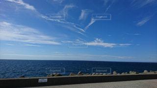 快晴の空の写真・画像素材[1385767]