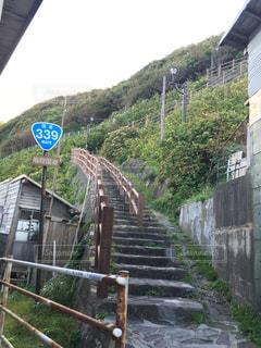階段国道の写真・画像素材[1027730]