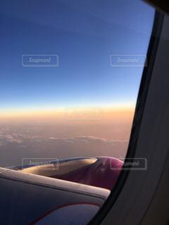 飛行機から - No.1107186