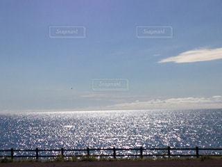 北海道ツーリング  留萌の空の写真・画像素材[1107257]