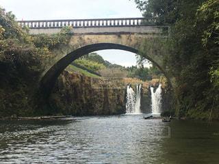 姶良の金山橋の写真・画像素材[1689327]
