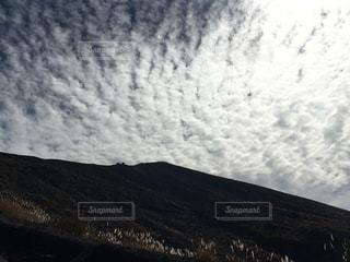 高千穂峰中腹からの空の写真・画像素材[1689371]
