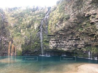 雄川の滝の写真・画像素材[1689376]