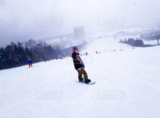 自然,冬,雪,屋外,山,スキー,スキー場,スノーボード