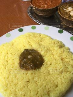 黄色,料理