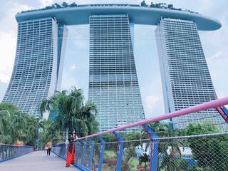 橋,景色,美しい,旅行,シンガポール,ホテル,海外旅行,マリーナベイサンズ,パノラマ,ベイエリア,人気,高い,屋上プール