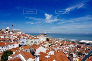 リスボンの景色の写真・画像素材[1816713]