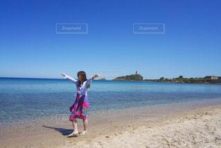 美しいローカルビーチの写真・画像素材[2329654]