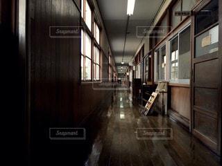 レトロな学校の写真・画像素材[2832902]