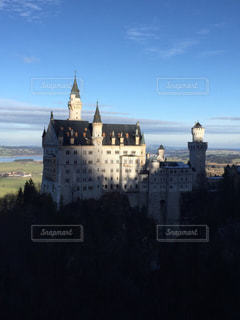 ノイシュヴァンシュタイン城の写真・画像素材[1779628]