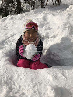 雪,楽しい,雪だるま,スキー,寒い,遊び