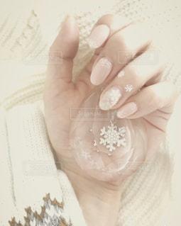 snowflake whiteの写真・画像素材[1761898]
