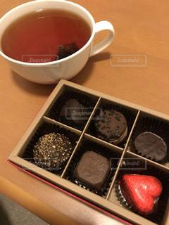 チョコ,自分へのご褒美,上品な味