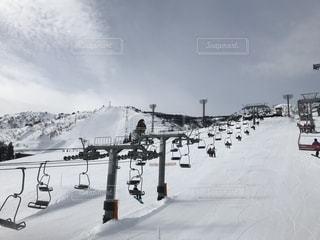 自然,雪,屋外,スキー,スノボ,スキー場,リフト,スノーボード,斜面