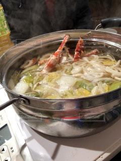 カニ鍋の写真・画像素材[1760230]