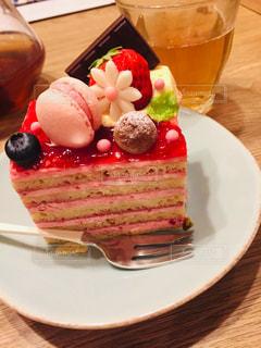 ケーキの写真・画像素材[1884593]