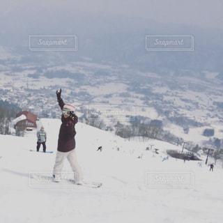 自然,空,雪,屋外,女,背景,旅行,スキー,スノボ,長野,天気,スキー場,スノーボード,斜面,国内旅行,白馬,白銀の世界