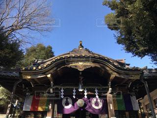 神社の写真・画像素材[1727584]