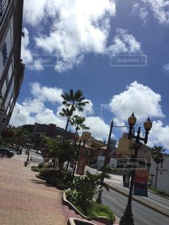 風景,景色,街,旅行,ハワイ