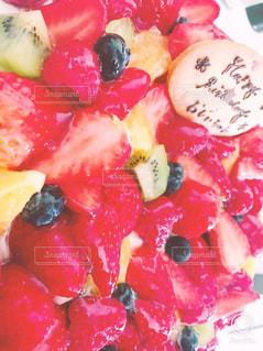 ケーキ,カラフル,果物,ベリー