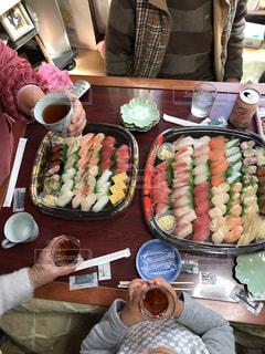 元日の実家の年始お食事会!の写真・画像素材[1727655]