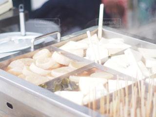 食品トレイの写真・画像素材[1730781]