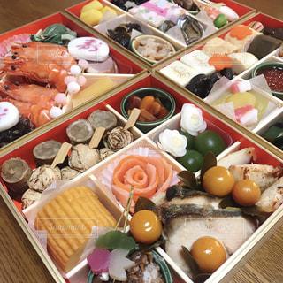 おせち料理の写真・画像素材[1740675]